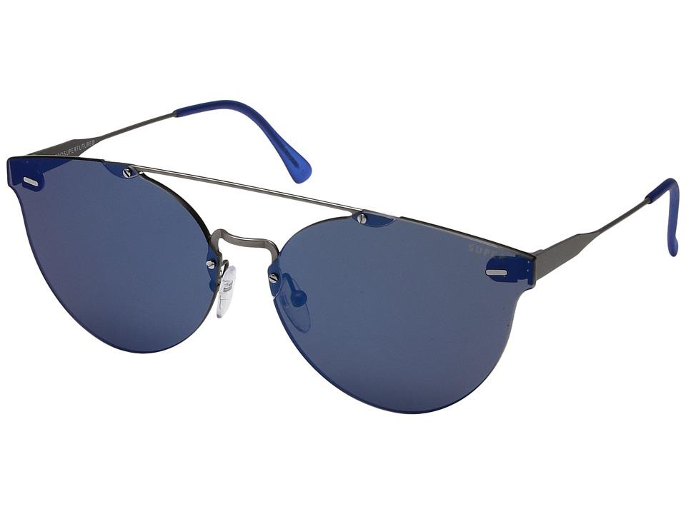 Super - Tuttolente Giaguaro Blue (Blue) Fashion Sunglasses