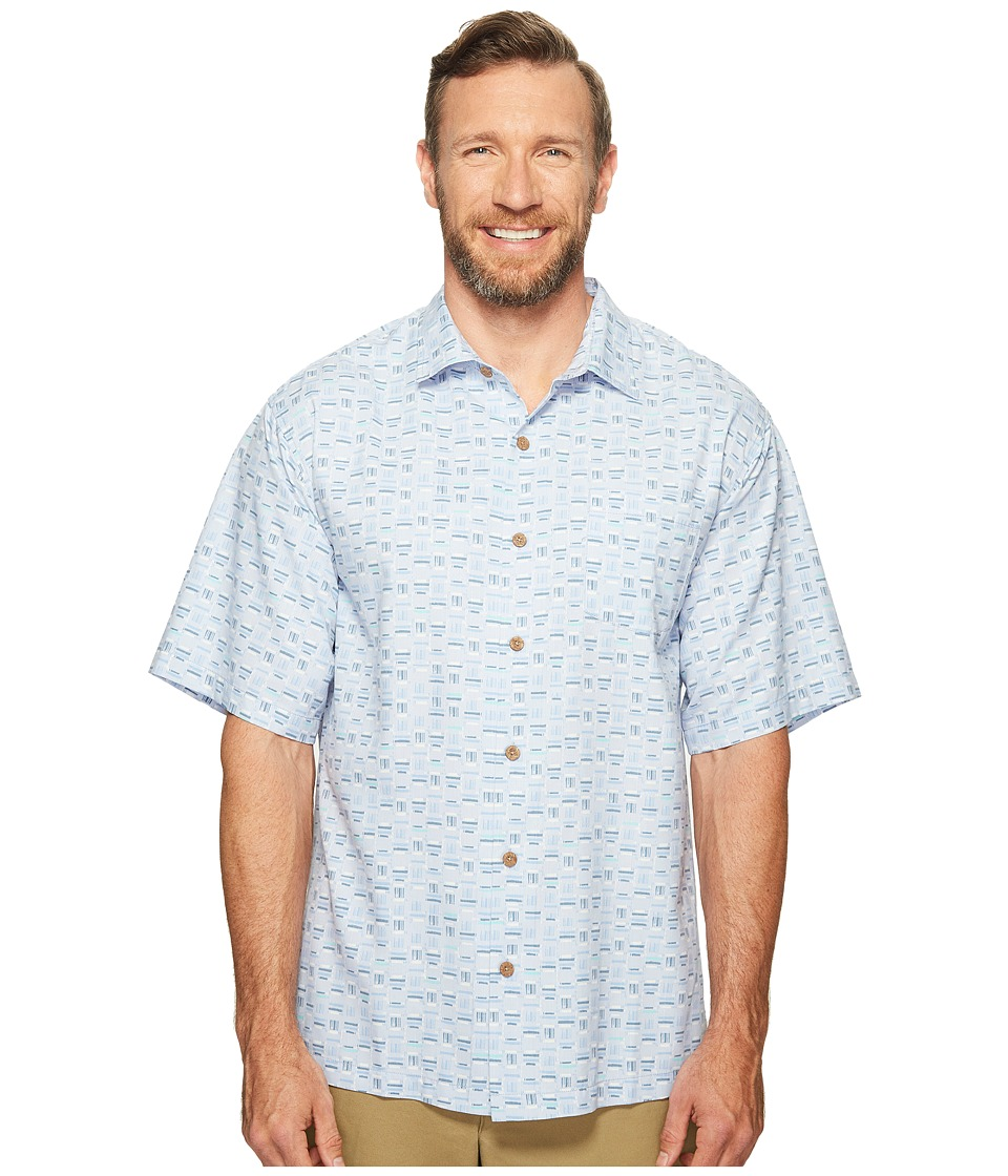 Tommy Bahama Big & Tall - Big Tall Geo Chaser (Fresh Air) Men's Clothing