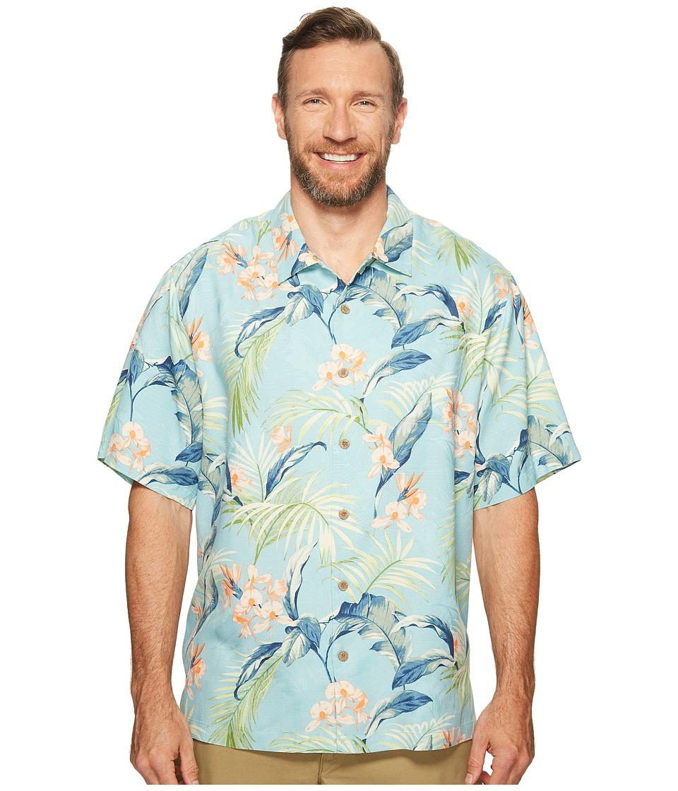 Tommy Bahama Big & Tall - Big Tall Adara Garden (Lagoon Water) Men's Clothing