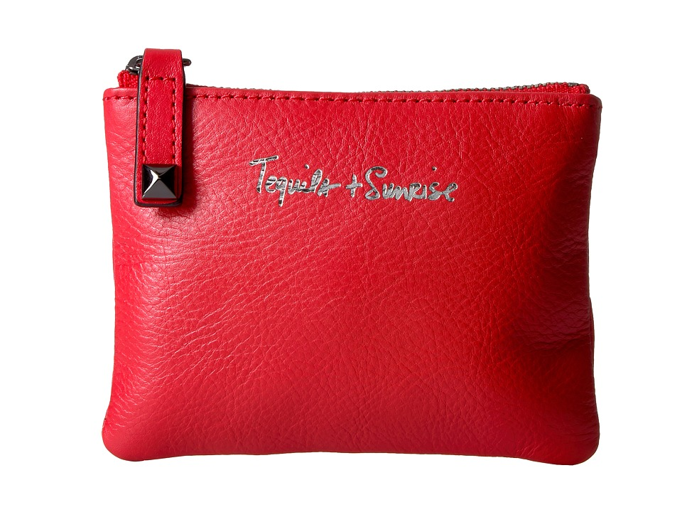 Rebecca Minkoff - Betty Pouch - Tequila Sunrise (Blood Orange) Handbags