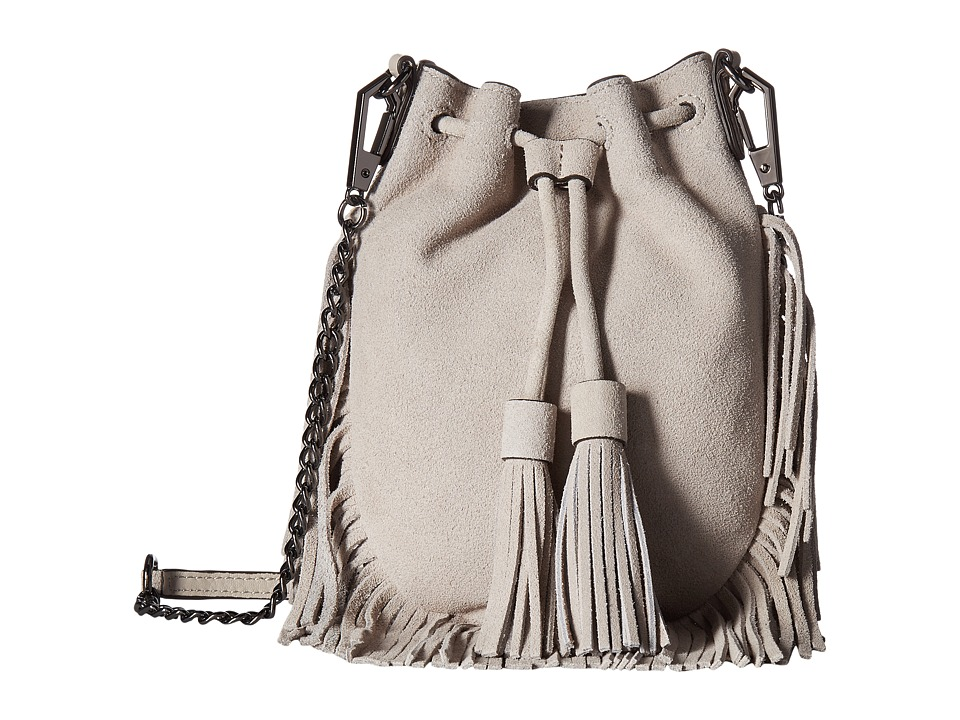 Rebecca Minkoff - Fallen Phone Crossbody (Putty) Cross Body Handbags