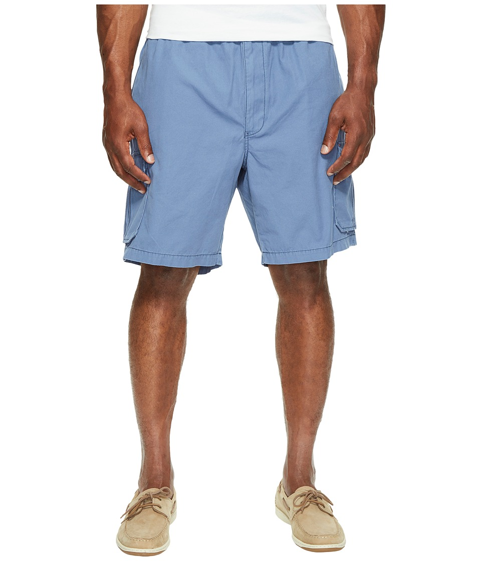 Tommy Bahama Big & Tall - Big Tall Survivalist Short (Chambray) Men's Shorts