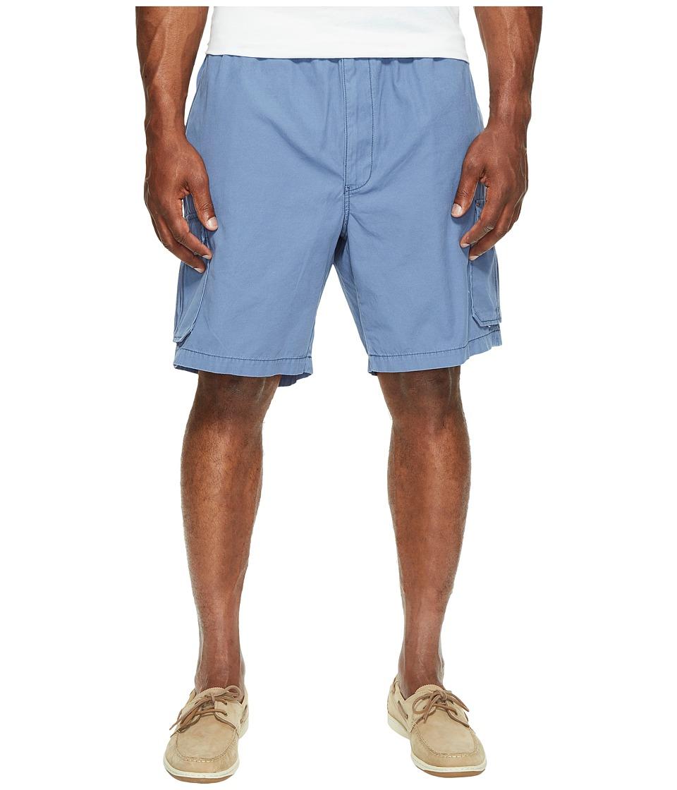 Tommy Bahama Big & Tall - Big Tall Survivalist Short (Chambray) Men's Shorts