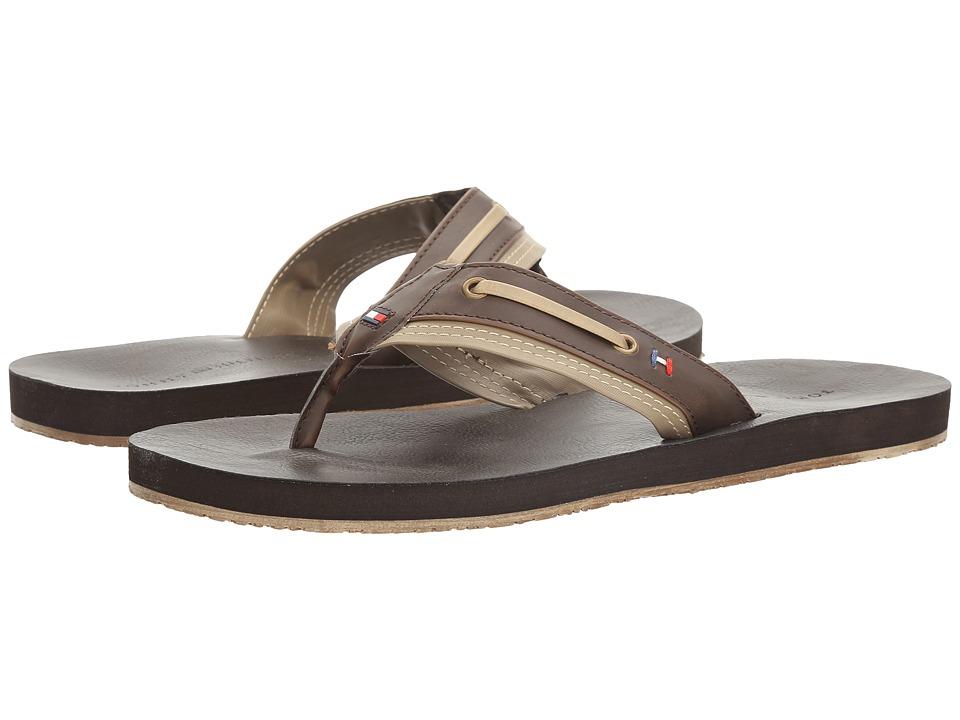 Tommy Hilfiger - Denver (Brown) Men's Shoes