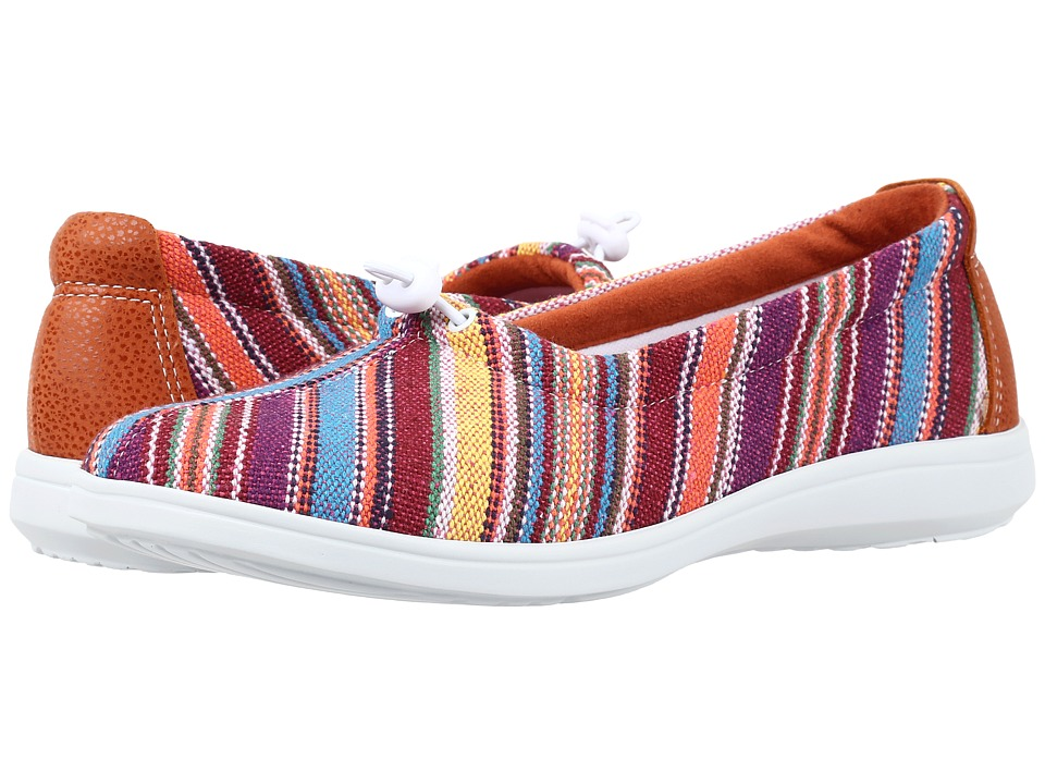 SAS Funk (Lava Stripe) Women's Shoes