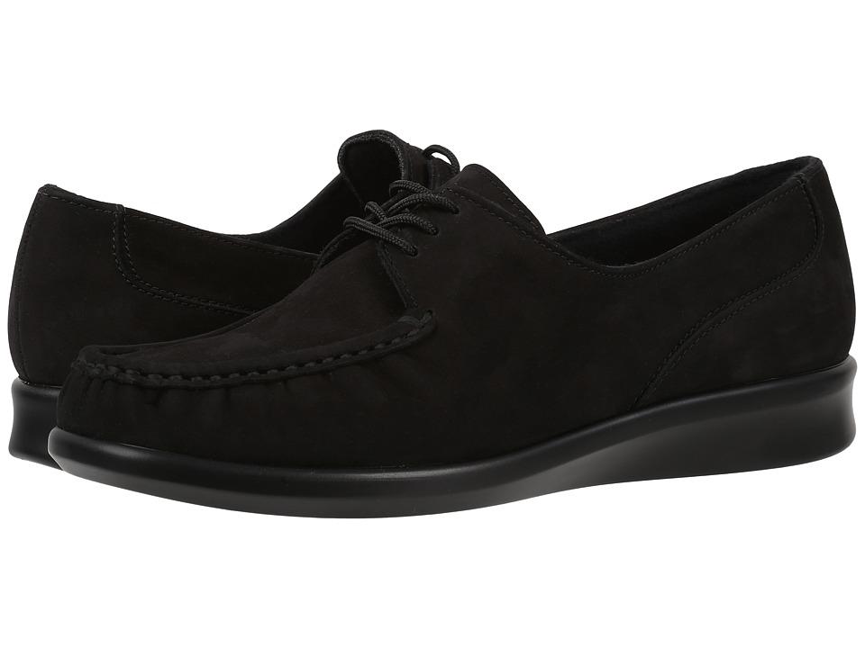 SAS - Petra (Charcoal Nubuck) Women's Shoes