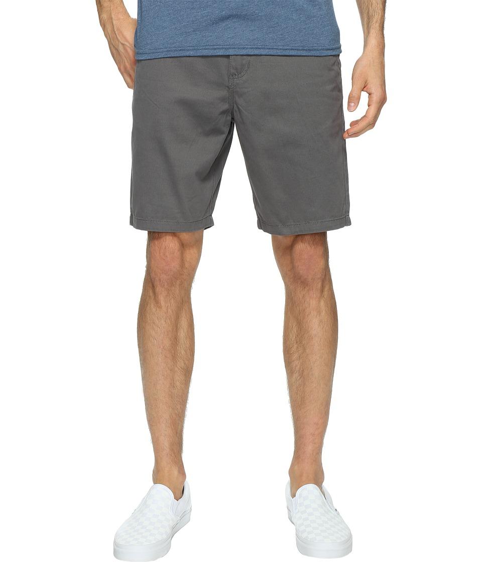 Vans Authentic Chino Shorts 20 (Gravel) Men