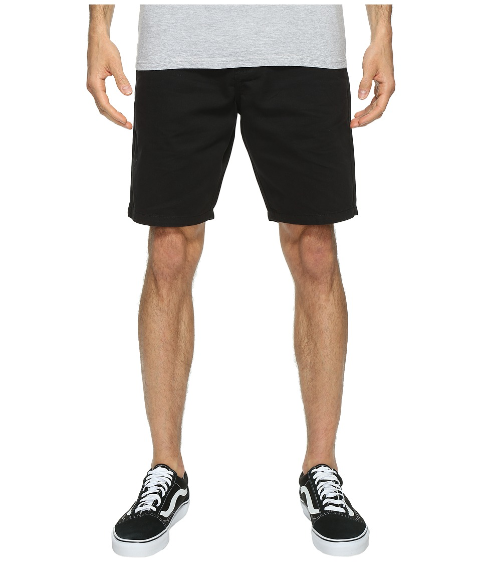 Vans - Authentic Chino Shorts 20 (Black) Men's Shorts