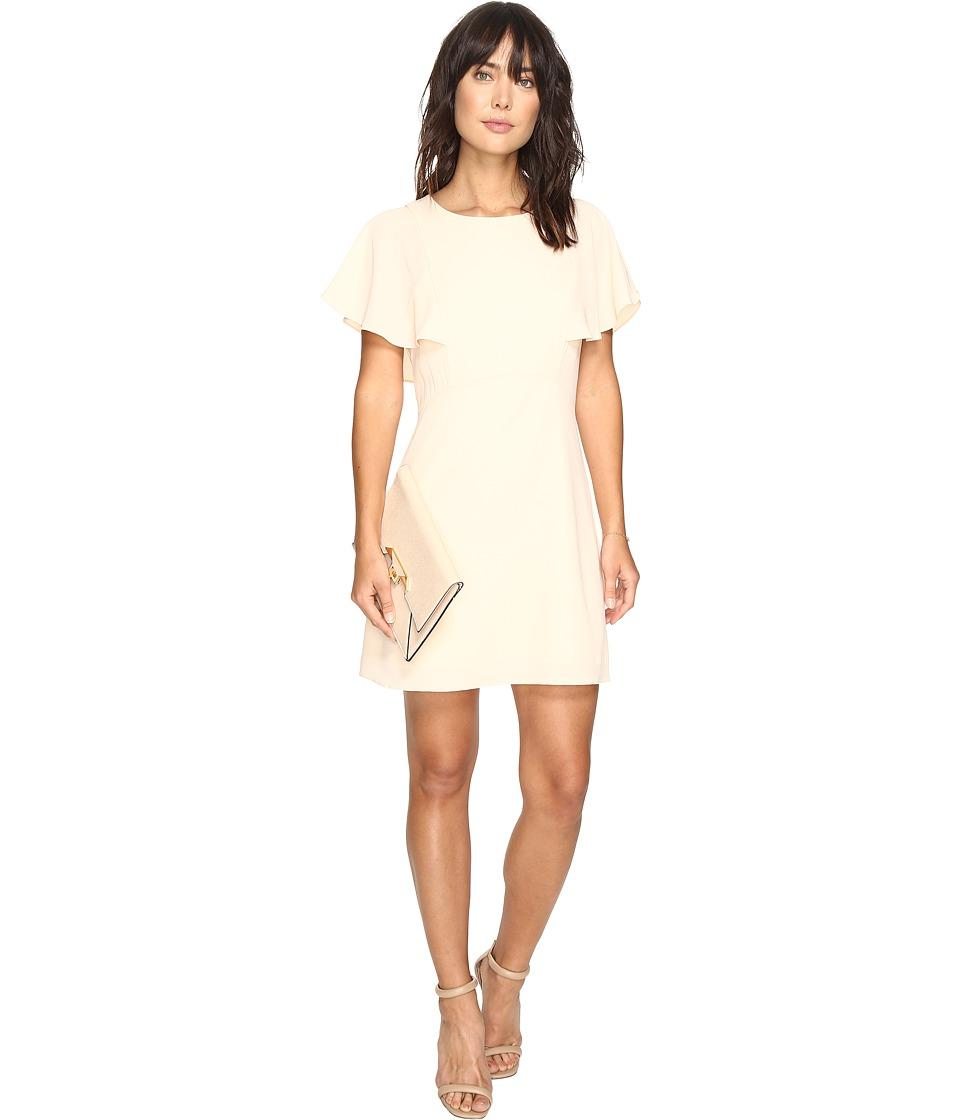 kensie - Crinkle Crepe Dress KS3K7573 (Rosy Nude) Women's Dress