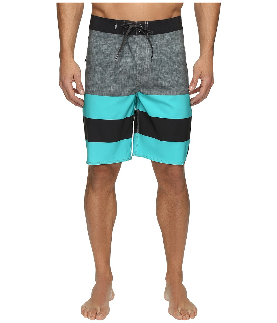 Vans - Era Stretch Boardshorts 20 (New Charcoal/Baltic) Men's Swimwear