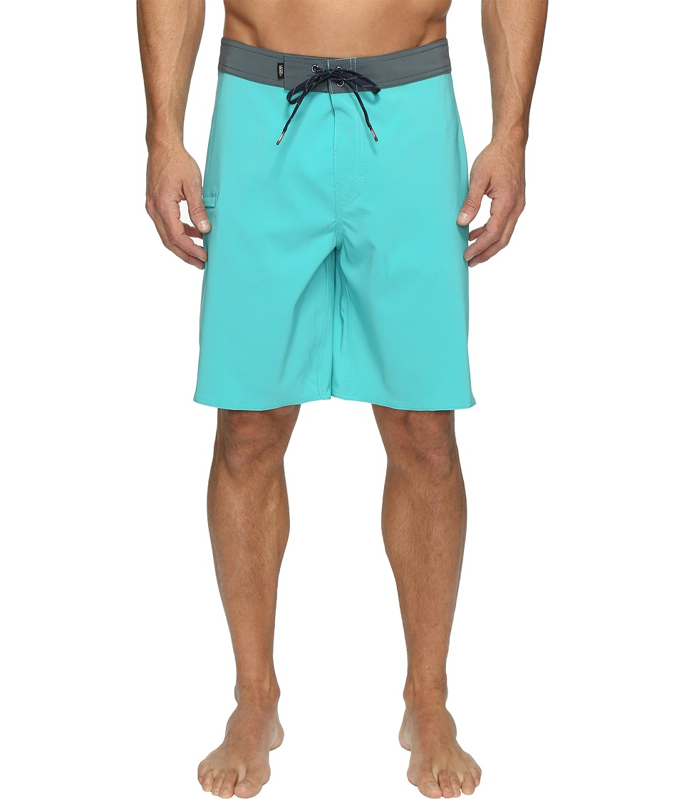 Vans - Signal Stretch Boardshorts 20 (Baltic/Dark Slate) Men's Swimwear