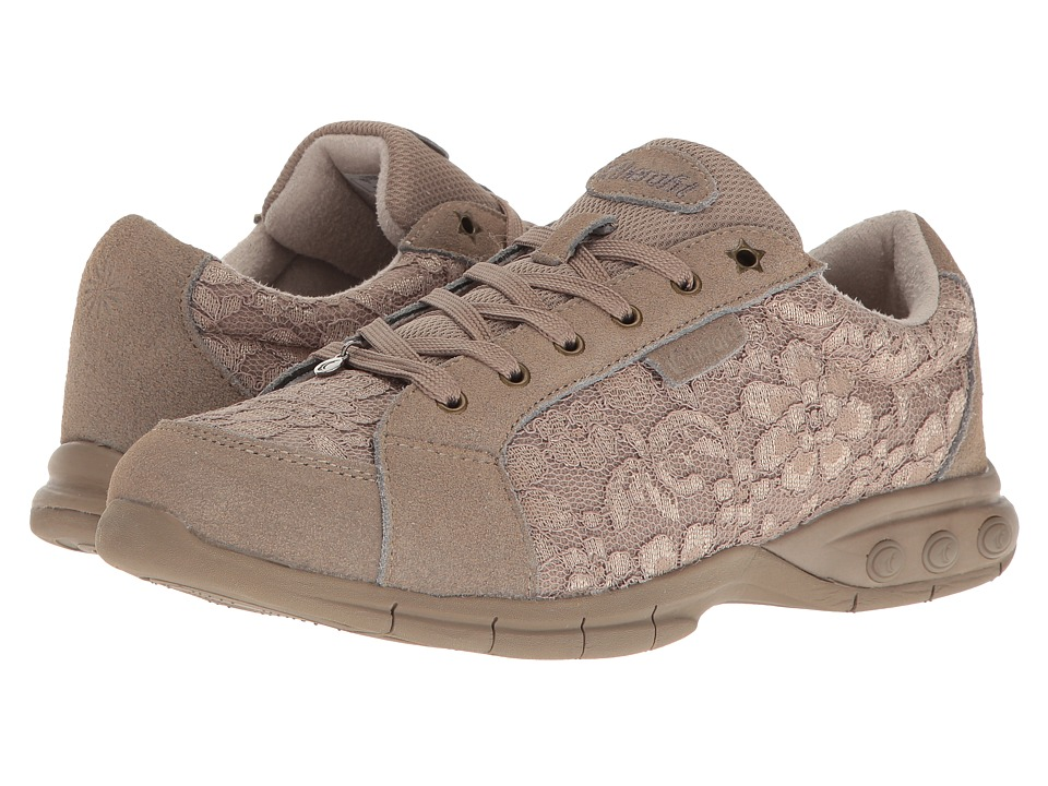 THERAFIT - Roma (Tan) Women's Shoes