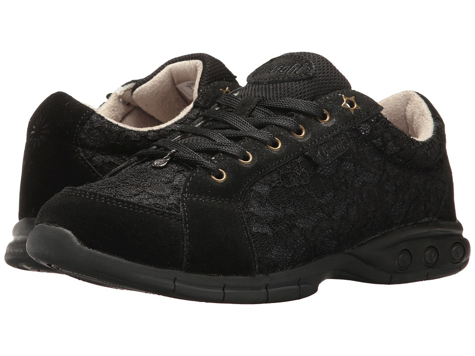 THERAFIT - Roma (Black) Women's Shoes