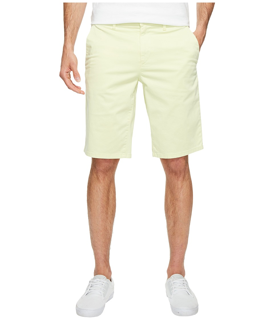BOSS Orange - Schino-Slim-Shorts-D 10195867 01 (Light Pastel/Yellow) Men's Shorts