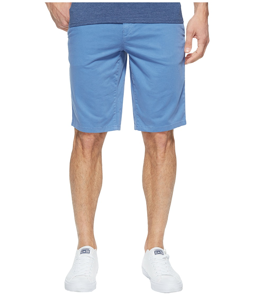 BOSS Orange - Schino-Slim-Shorts-D 10195867 01 (Open Blue) Men's Shorts