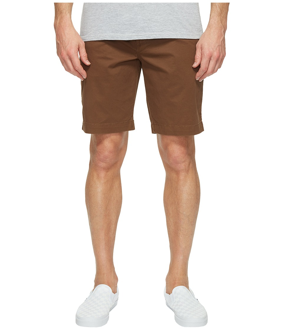 Vans - Bedford Walkshorts (Rain Drum) Men's Shorts