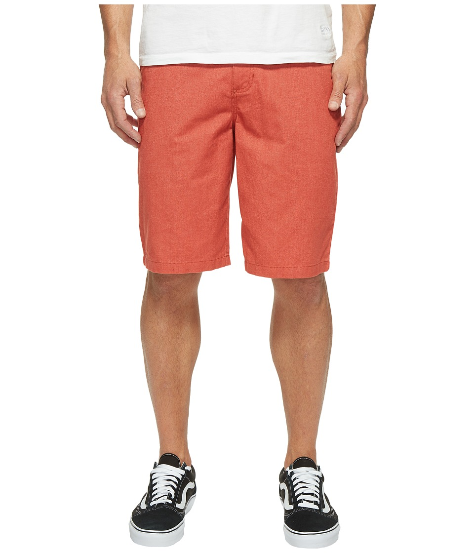 Vans - Dewitt Walkshort (Tandoori Spice Heather) Men's Shorts