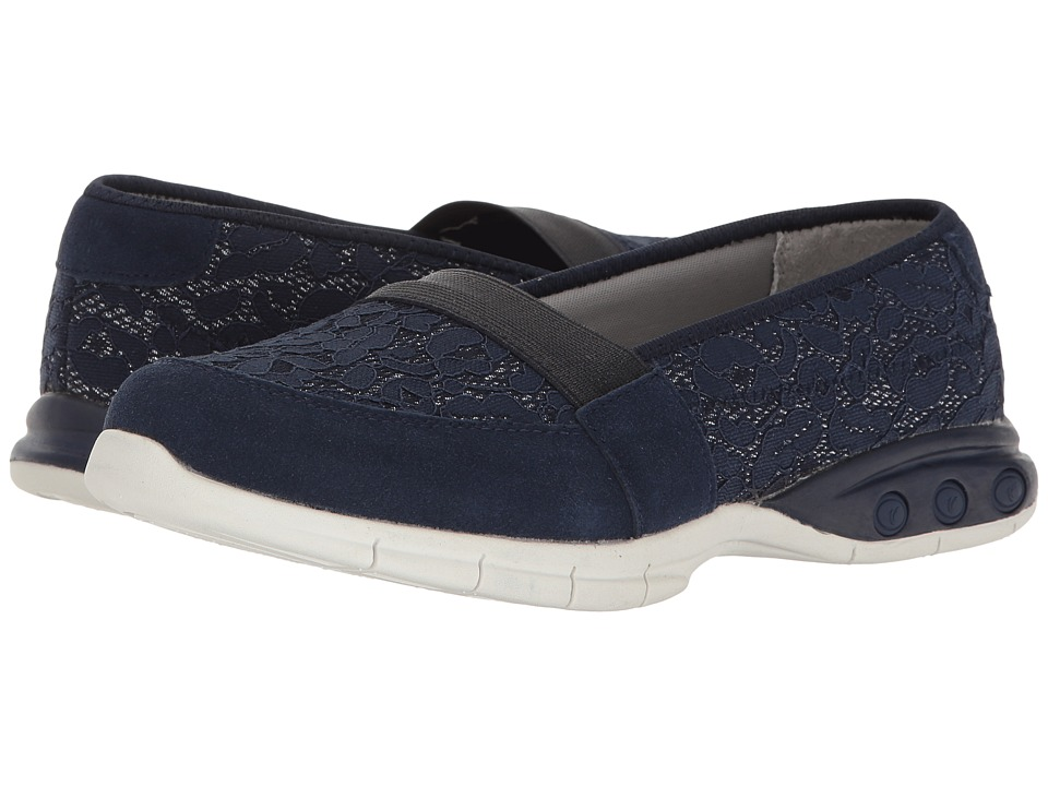 THERAFIT - Tammy (Navy) Women's Shoes