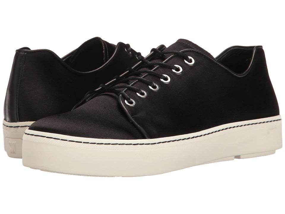 Stuart Weitzman - Holistic (Black Satin) Women's Shoes
