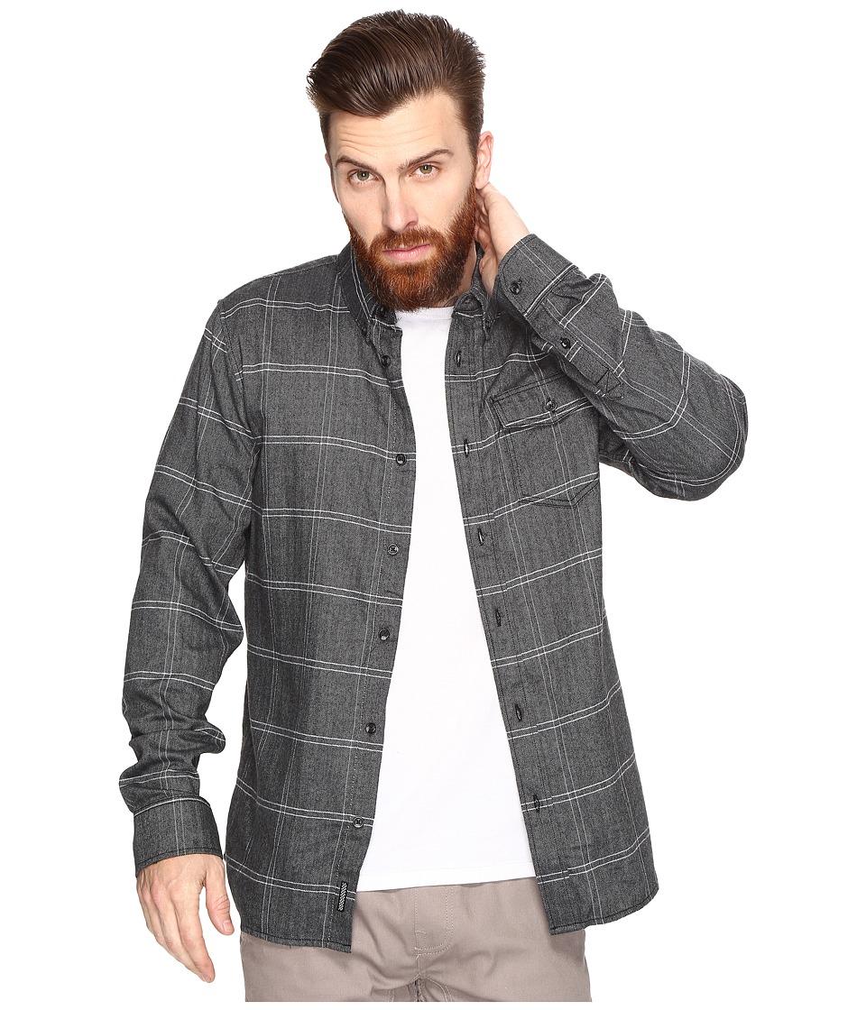 Vans - Seibert (Black) Men's Clothing