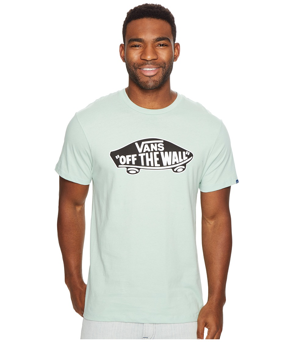 Vans - Vans OTW Tee (Split Green/Black) Men's T Shirt