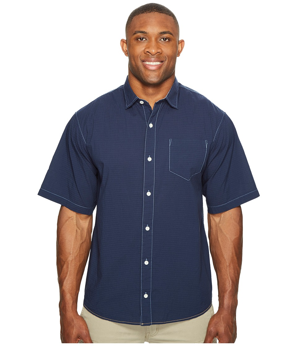 Tommy Bahama Big & Tall - Big Tall The Salvatore (Ocean Deep) Men's Clothing