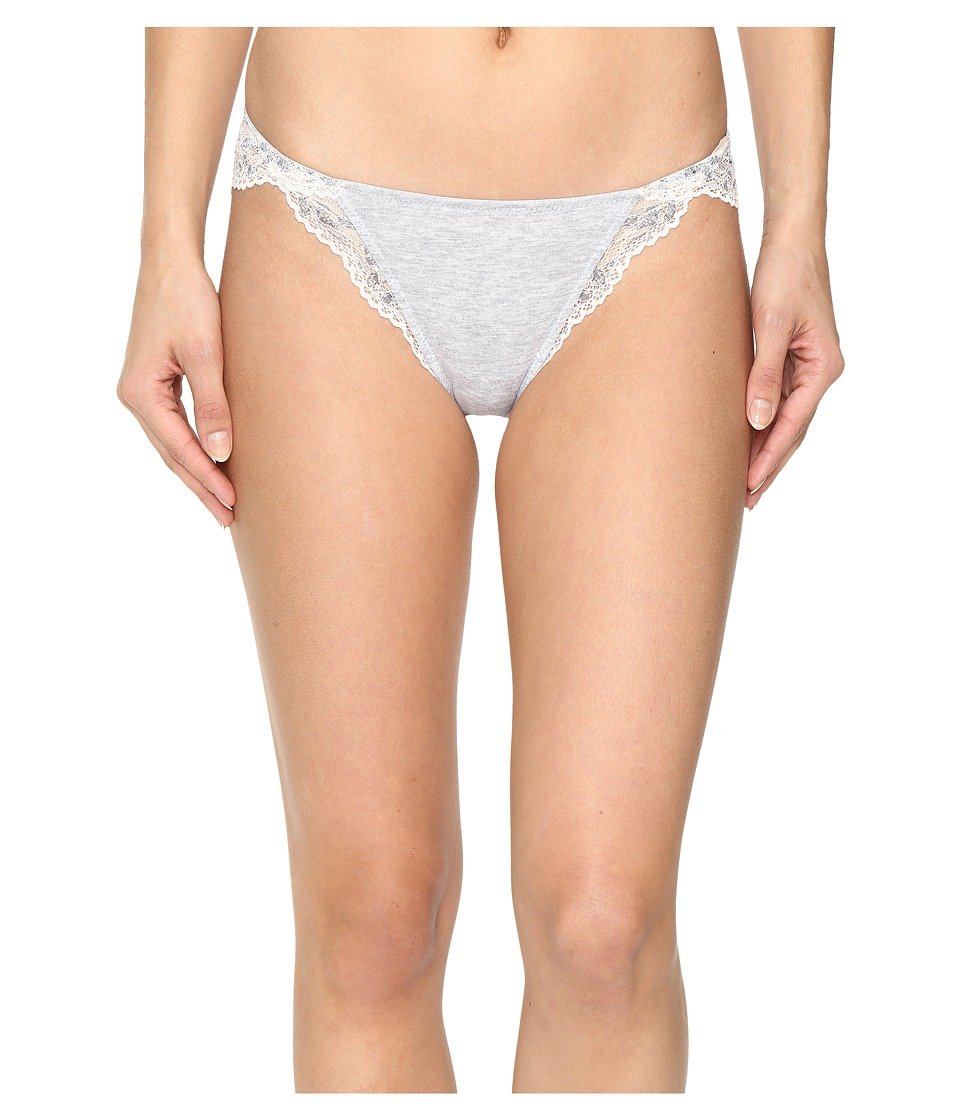 Le Mystere - Comfort Chic Bikini (Heather Grey) Women's Underwear