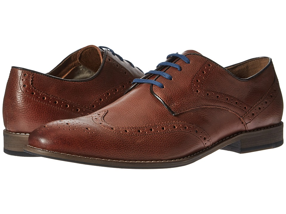 RUSH by Gordon Rush - Archie (Mahogany) Men's Shoes