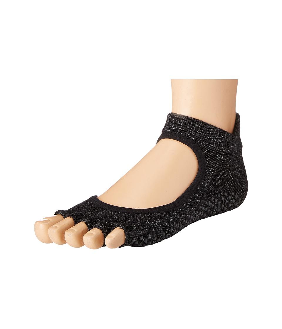 toesox - Bellarina Full Toe w/ Grip (Starlight) Women's Crew Cut Socks Shoes