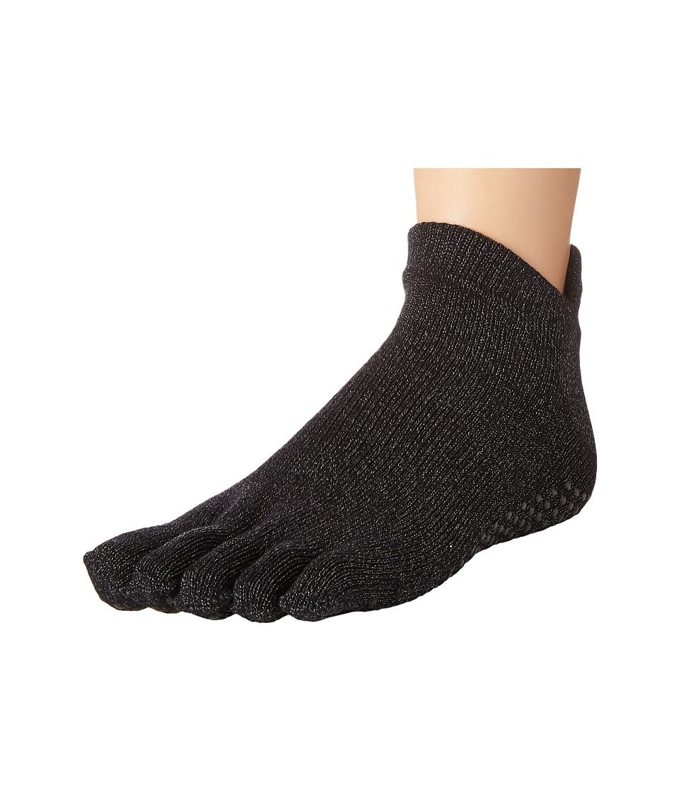 toesox - Low Rise Full Toe w/ Grip (Starlight) Women's Quarter Length Socks Shoes