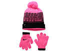 Nike Kids - Velocity Beanie Gloves Set (Little Kids)