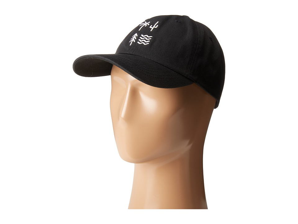 Akomplice - All Dad Hat (Black) Caps