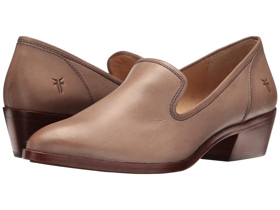 Frye - Reese Venetian (Cement) Women's Shoes