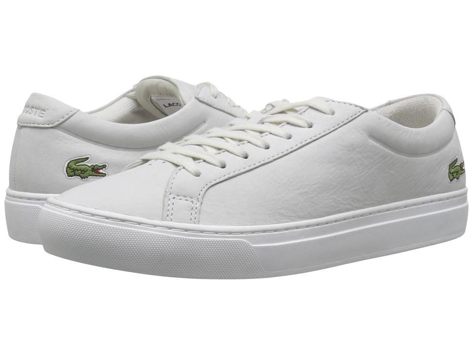 Lacoste - L.12.12 216 1 (Grey) Men's Shoes