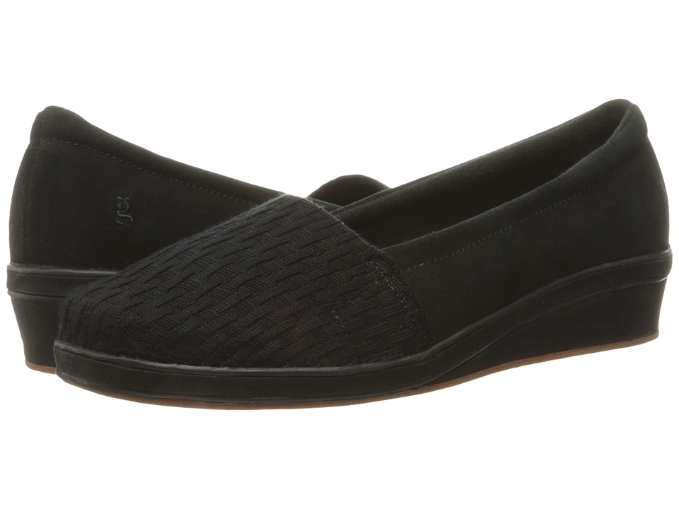 Keds Grasshoppers by Keds Amelia (Black) Women