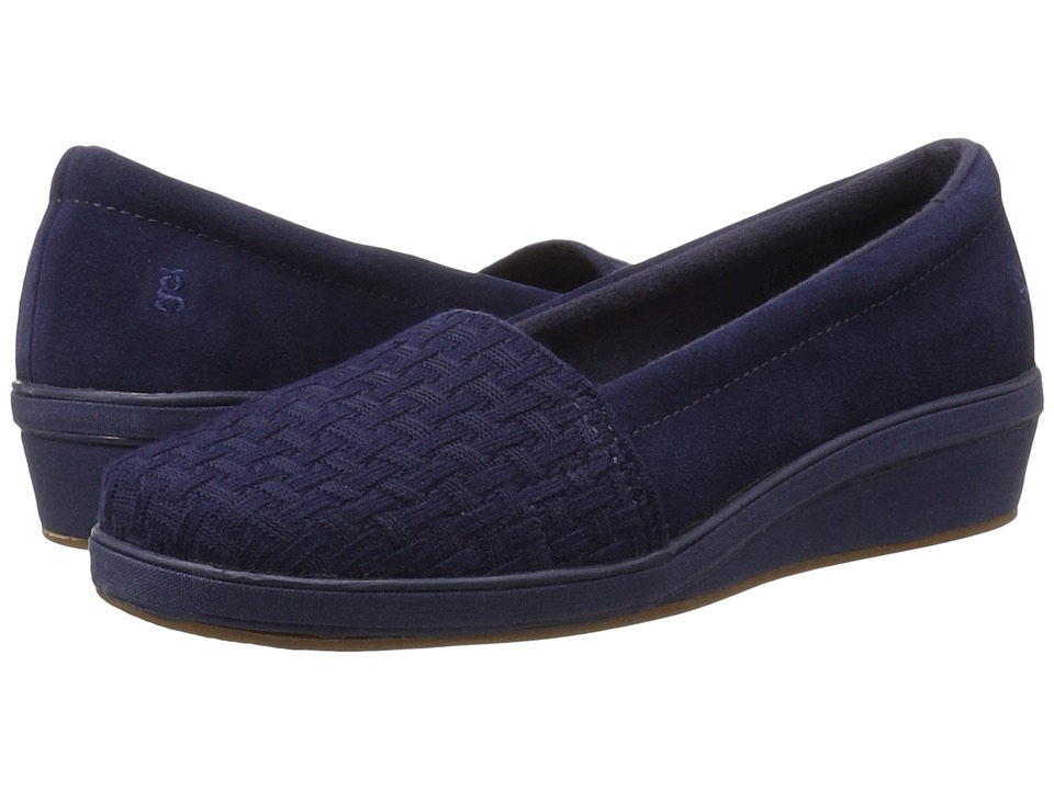 Keds Grasshoppers by Keds Amelia (Navy) Women