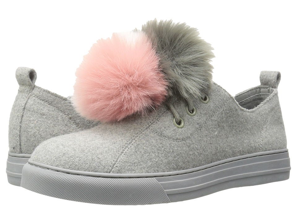 Dirty Laundry - Fluffed Up (Grey) Women's Shoes