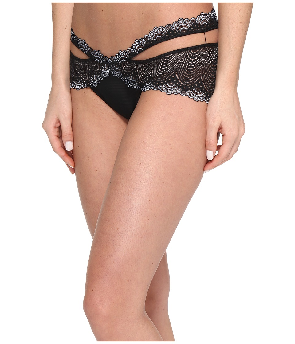 Free People - Sparks Fly Undies (Black Combo) Women's Underwear