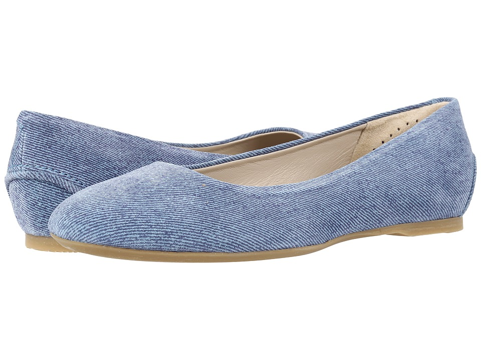 SAS - Lacey (Denim) Women's Shoes