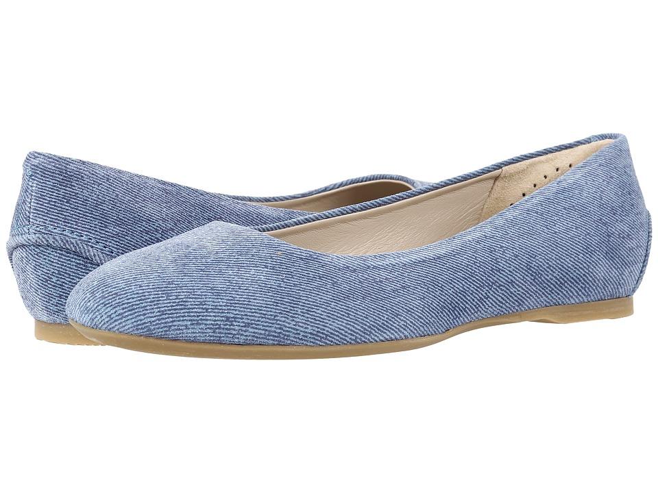 SAS - Lacey (Denim) Women's Shoes