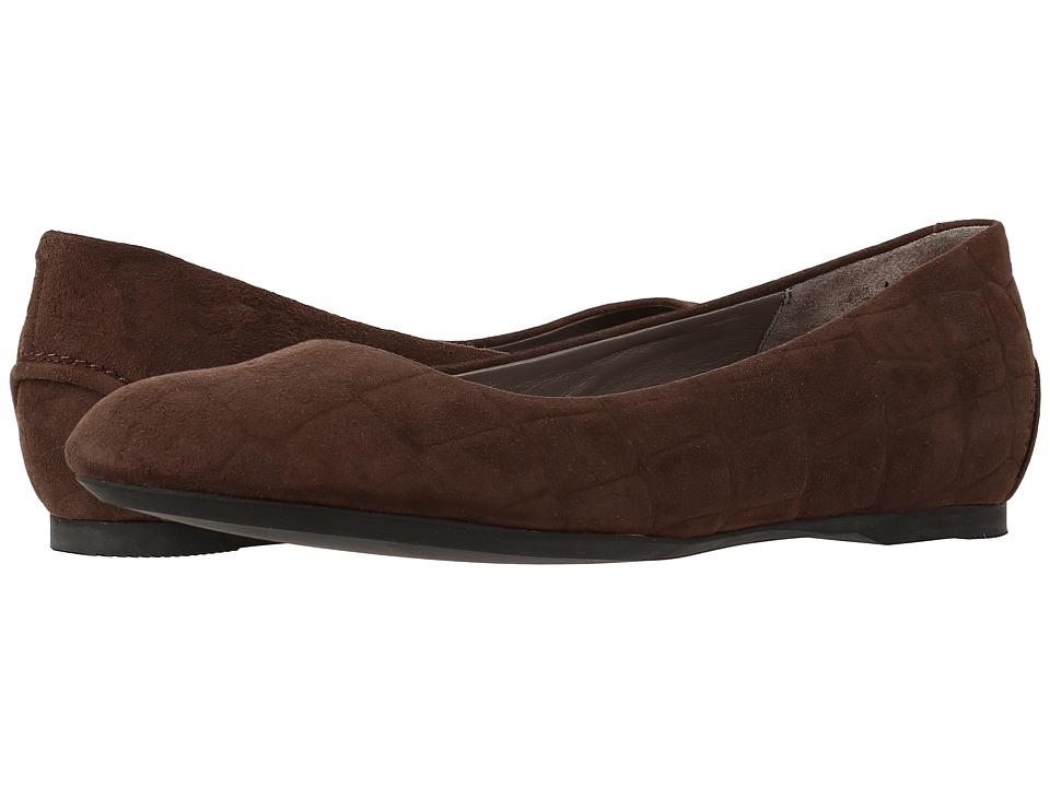 SAS - Lacey (Turf Croc Suede) Women's Shoes