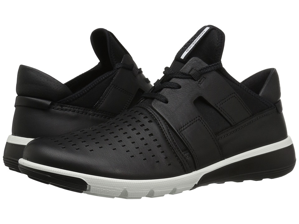 ECCO - Intrinsic 2 (Black/Black) Women's Shoes