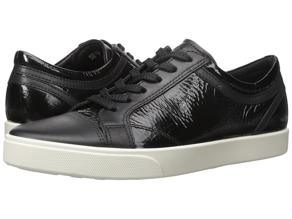 ECCO Gillian Sneaker (Black/Black) Women