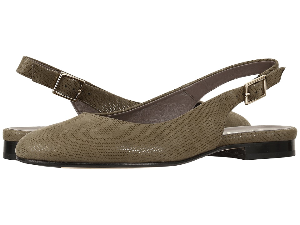SAS - Chloe (Green Tundra) Women's Shoes