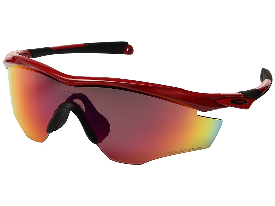 Oakley - MPH M2 (Infrared w/ Red Iridium Polarized) Sport Sunglasses