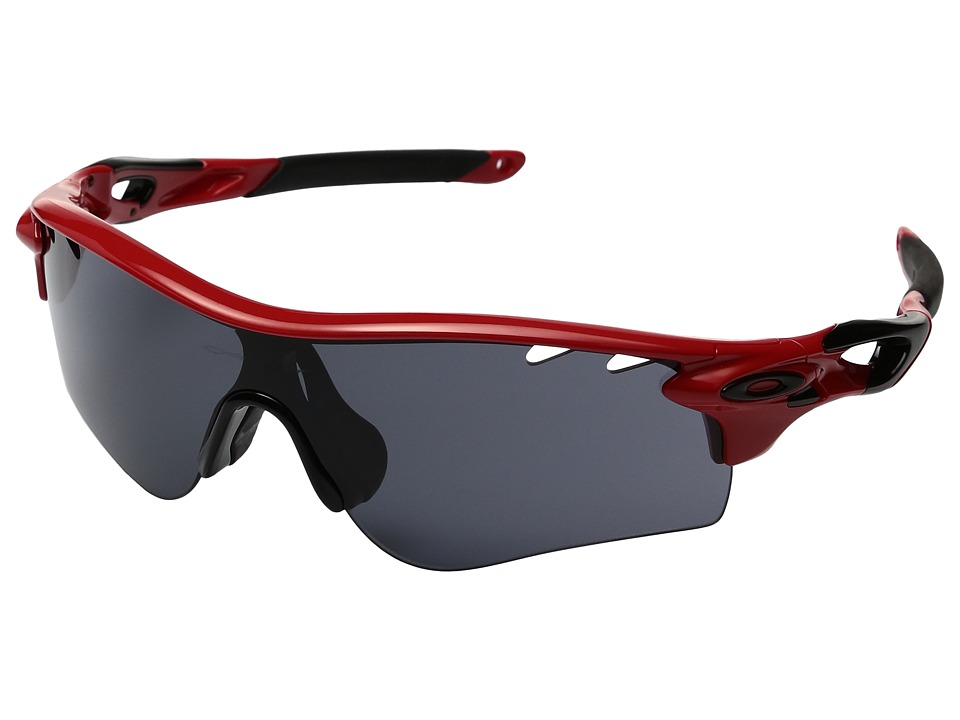 Oakley - MPH Radarlock Path (Vented Infrared w/ Grey) Sport Sunglasses