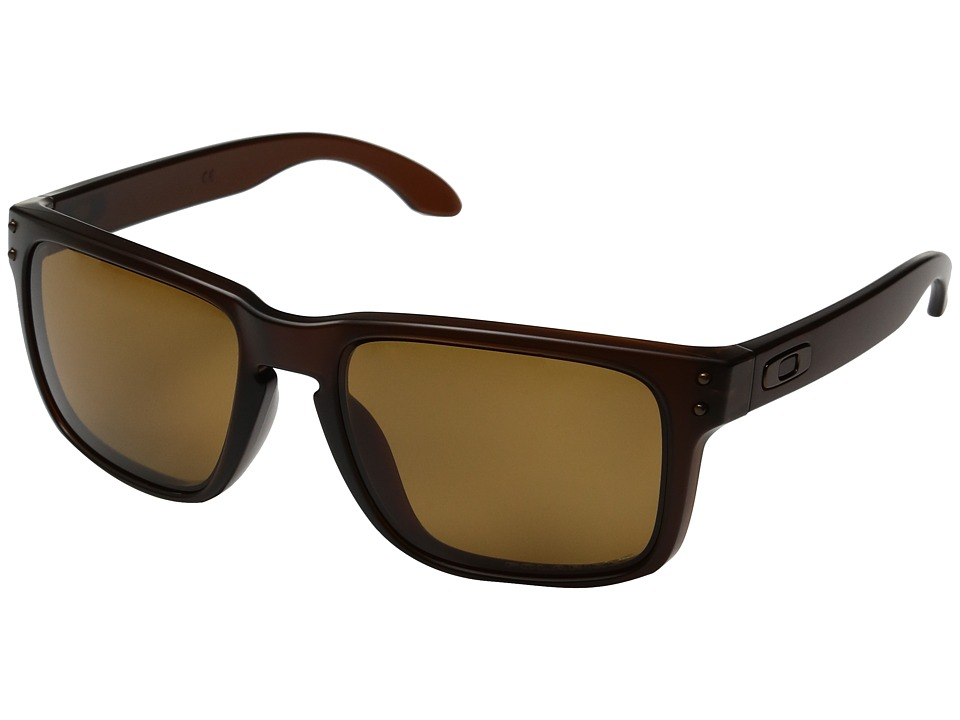 Oakley - MPH Holbrook (Matte Rootbeer w/ Bronze Polarized) Sport Sunglasses