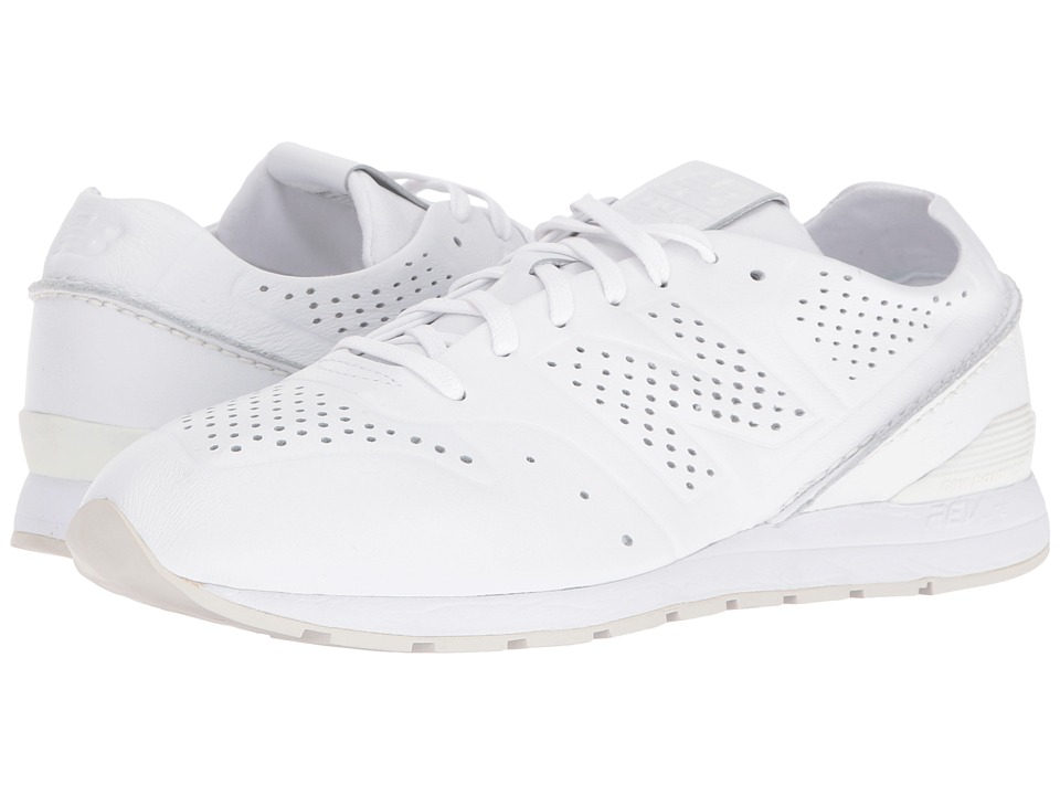 New Balance - MRL996DT (White) Men's Shoes