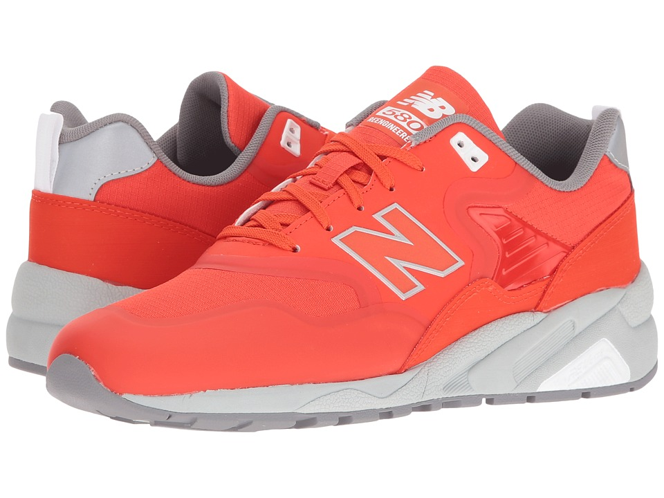 New Balance - MRT580TR (Red) Men's Shoes