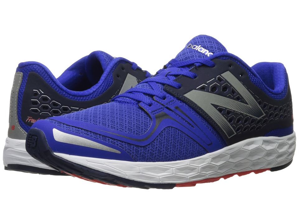 New Balance - MVNGOBY (Blue/Black) Men's Shoes